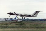kumagorouさんが、仙台空港で撮影した日本法人所有 G-IV Gulfstream IVの航空フォト(飛行機 写真・画像)