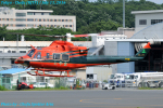 Chofu Spotter Ariaさんが、調布飛行場で撮影した富山県消防防災航空隊 412EPの航空フォト(写真)