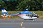 Chofu Spotter Ariaさんが、調布飛行場で撮影した東邦航空 EC135T1の航空フォト(飛行機 写真・画像)