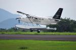 サボリーマンさんが、高松空港で撮影したせとうちSEAPLANES Kodiak 100の航空フォト(写真)