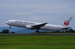 サボリーマンさんが、高松空港で撮影した日本航空 767-346/ERの航空フォト(写真)