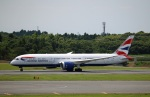 Wasawasa-isaoさんが、成田国際空港で撮影したブリティッシュ・エアウェイズ 787-9の航空フォト(写真)