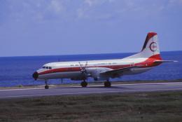 kumagorouさんが、与那国空港で撮影した南西航空 YS-11A-214の航空フォト(写真)