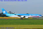 Chofu Spotter Ariaさんが、成田国際空港で撮影したエア・タヒチ・ヌイ A340-313Xの航空フォト(写真)