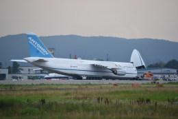 kumagorouさんが、仙台空港で撮影したアントノフ・エアラインズ An-124-100 Ruslanの航空フォト(飛行機 写真・画像)
