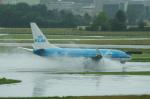pringlesさんが、チューリッヒ空港で撮影したKLMオランダ航空 737-7K2の航空フォト(写真)