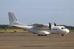 北の熊さんが、新千歳空港 - New Chitose Airport [CTS/RJCC]で撮影したAPA LEASING INC  CN-235-200の航空フォト(写真)