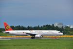 パンダさんが、成田国際空港で撮影したトランスアジア航空 A321-131の航空フォト(飛行機 写真・画像)