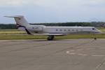北の熊さんが、新千歳空港で撮影したAvcon ジェット G-V-SP Gulfstream G550の航空フォト(飛行機 写真・画像)