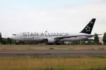 北の熊さんが、新千歳空港で撮影したアシアナ航空 767-38Eの航空フォト(写真)