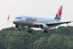 サボリーマンさんが、高松空港で撮影したジェットスター・ジャパン A320-232の航空フォト(写真)