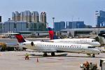菊池 正人さんが、ジェネラル・エドワード・ローレンス・ローガン国際空港で撮影したゴージェット・エアラインズ CL-600-2C10 Regional Jet CRJ-700の航空フォト(写真)