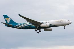 航空フォト:A4O-DF オマーン航空 A330-200