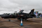 チャッピー・シミズさんが、フェアフォード空軍基地で撮影したRAF BEA SYSTEMS T.2の航空フォト(飛行機 写真・画像)