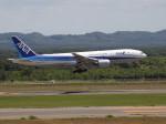 アイスコーヒーさんが、新千歳空港で撮影した全日空 777-281/ERの航空フォト(飛行機 写真・画像)