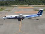 アイスコーヒーさんが、新千歳空港で撮影したANAウイングス DHC-8-402Q Dash 8の航空フォト(飛行機 写真・画像)