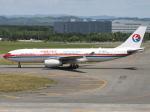 アイスコーヒーさんが、新千歳空港で撮影した中国東方航空 A330-243の航空フォト(飛行機 写真・画像)
