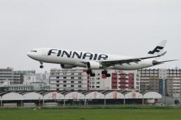 ころちゃんさんが、福岡空港で撮影したフィンエアー A330-302Xの航空フォト(飛行機 写真・画像)