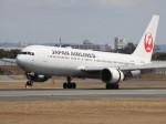 アイスコーヒーさんが、伊丹空港で撮影した日本航空 767-346/ERの航空フォト(飛行機 写真・画像)