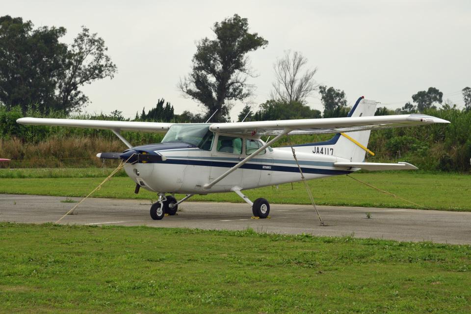 tsubasa0624さんの学校法人ヒラタ学園 航空事業本部 Cessna 172 (JA4117) 航空フォト