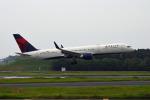 tsubasa0624さんが、成田国際空港で撮影したデルタ航空 757-26Dの航空フォト(飛行機 写真・画像)