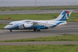 ぽんさんが、関西国際空港で撮影したアンガラ・エアラインズ An-148-100Eの航空フォト(飛行機 写真・画像)