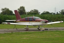 tsubasa0624さんが、大利根飛行場で撮影した野崎産業 TB-10 Tobagoの航空フォト(飛行機 写真・画像)