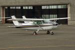 tsubasa0624さんが、龍ケ崎飛行場で撮影した新中央航空 172P Skyhawk IIの航空フォト(写真)