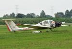 tsubasa0624さんが、大利根飛行場で撮影した日本個人所有 G109Bの航空フォト(飛行機 写真・画像)