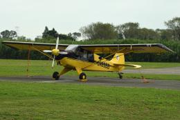 tsubasa0624さんが、大利根飛行場で撮影した日本モーターグライダークラブ A-1 Huskyの航空フォト(写真)