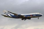 tsubasa0624さんが、成田国際空港で撮影したエアブリッジ・カーゴ・エアラインズ 747-406F/ER/SCDの航空フォト(飛行機 写真・画像)