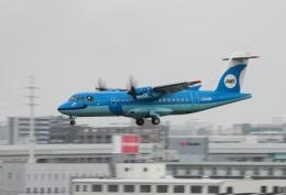 ころちゃんさんが、福岡空港で撮影した天草エアライン ATR-42-600の航空フォト(飛行機 写真・画像)