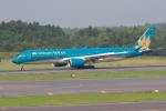 Automarkさんが、成田国際空港で撮影したベトナム航空 A350-941XWBの航空フォト(写真)