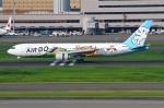 Eckkyさんが、羽田空港で撮影したAIR DO 767-381の航空フォト(写真)