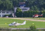りんたろうさんが、マンハイムシティ空港で撮影したLGM-Verkehrsfliegerschule  P2006Tの航空フォト(写真)