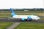 Gambardierさんが、デュッセルドルフ国際空港で撮影したXL航空 ジャーマニー 737-8FHの航空フォト(写真)