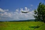 渚くんさんが、旭川空港で撮影した日本航空 767-346/ERの航空フォト(写真)