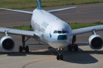 zibaさんが、中部国際空港で撮影したキャセイパシフィック航空 A330-343Xの航空フォト(写真)