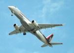新潟空港 - Niigata Airport [KIJ/RJSN]で撮影された三菱航空機 - Mitsubishi Aircraftの航空機写真