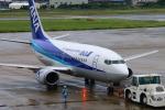 Kuuさんが、松山空港で撮影したANAウイングス 737-5L9の航空フォト(飛行機 写真・画像)
