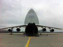 Double_Hさんが、仁川国際空港で撮影したポレット・エアラインズ An-124-100 Ruslanの航空フォト(飛行機 写真・画像)