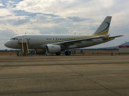 Double_Hさんが、アバロン空港で撮影したコムラックス・マルタ A319-115CJの航空フォト(飛行機 写真・画像)