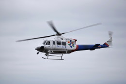 kumagorouさんが、福島空港で撮影した福島県消防防災航空隊 412EPの航空フォト(写真)