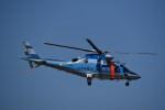 kumagorouさんが、山形空港で撮影した山形県警察 A109E Powerの航空フォト(飛行機 写真・画像)
