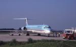 kumagorouさんが、仙台空港で撮影した大韓航空 MD-82 (DC-9-82)の航空フォト(写真)