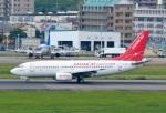 福岡空港 - Fukuoka Airport [FUK/RJFF]で撮影されたイースター航空 - Eastar Jet [ZE/ESR]の航空機写真