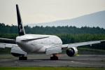 777rainさんが、新千歳空港で撮影した全日空 777-281の航空フォト(写真)