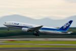 777rainさんが、新千歳空港で撮影した全日空 777-281/ERの航空フォト(写真)