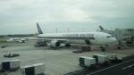 bellevueさんが、シンガポール・チャンギ国際空港で撮影したシンガポール航空 777-312の航空フォト(写真)