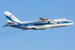 ロサンゼルス国際空港 - Los Angeles International Airport [LAX/KLAX]で撮影されたヴォルガ・ドニエプル航空 - Volga-Dnepr Airlines [VI/VDA]の航空機写真